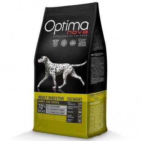 Optima Nova Dog Adult Digestive Rabbit & Potato