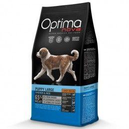 Optima Nova Dog Puppy Large Chicken & Rice