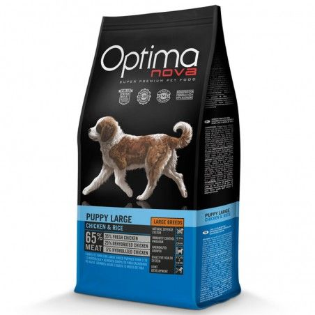 Optima Nova Dog Puppy Large Chicken & Rice