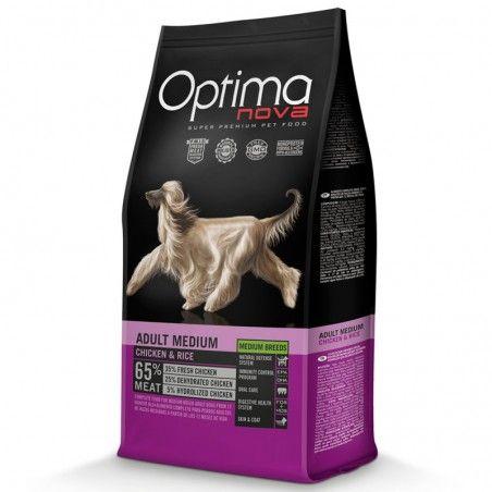 Optima Nova Dog Adult Medium Chicken & Rice