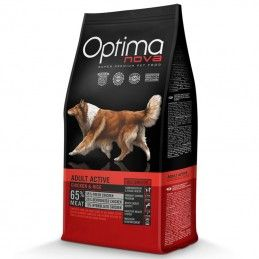 Optima Nova Dog Adult Active Chicken & Rice