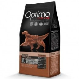 Optima Nova Dog Adult Mature Chicken & Rice