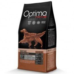 Optima Nova Dog Adult Mature Chicken & Rice