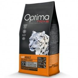 Optima Nova Cat Adult Salmon & Rice