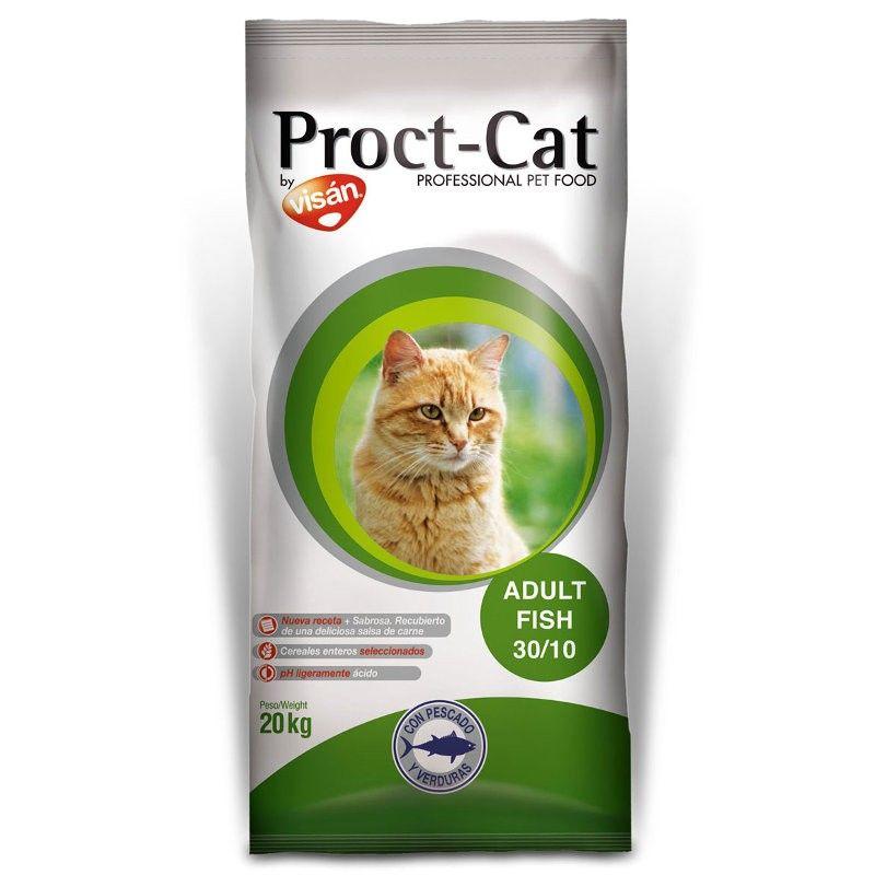 Proct Cat Adult Fish 30/10