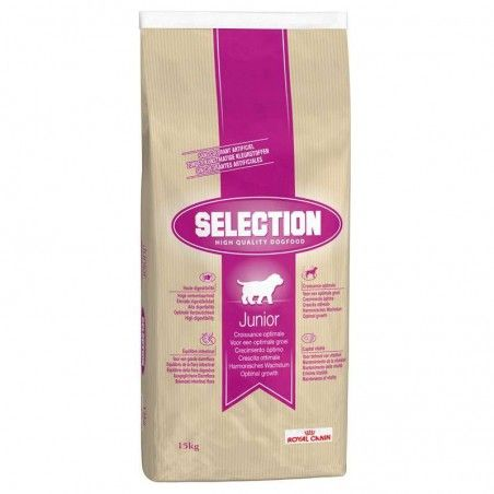 Royal Canin Selection HQ Junior