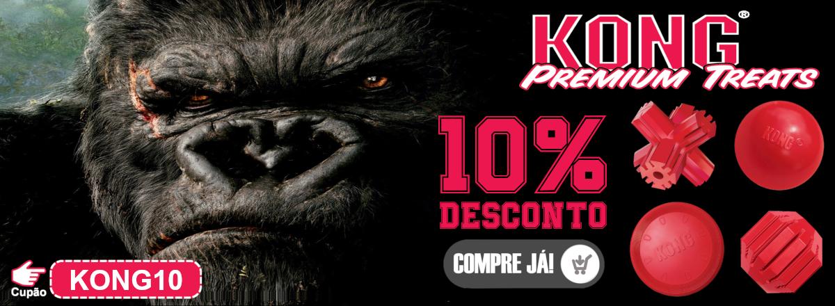 Promoção Kong